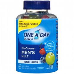 Купить One A Day Men's VitaCraves Multivitamin Gummies Киев, Украина