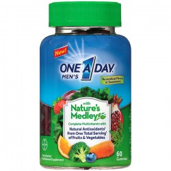 Купить One A Day Men's with Nature's Medley Multivitamin Gummies Киев, Украина