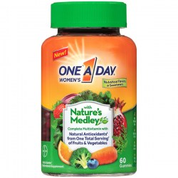 Купить One A Day Women's with Nature's Medley Multivitamin Gummies Киев, Украина