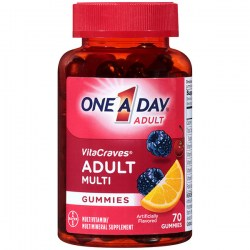Купить One A Day VitaCraves Adult Multivitamin Gummies Киев, Украина
