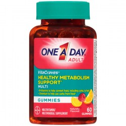 Купить One A Day VitaCraves Metabolism Support Multivitamin Gummy Киев, Украина
