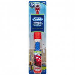 Купить Oral-B Pro-Health Stages Disney Cars Battery Toothbrush Киев, Украина