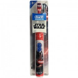 Купить Oral-B Pro-Health Stages Star Wars Darth Vader Sword Battery Toothbrush Киев, Украина