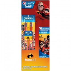 Купить Oral-B and Crest Kids Holiday Gift Pack Disney Pixar Incredibles 2 Киев, Украина