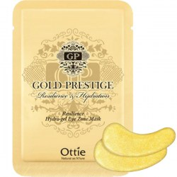 Купить патчи для глаз Ottie Gold Prestige Resilience Hydrogel Eye Zone Mask