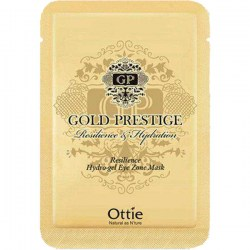 Купить Ottie Gold Prestige Resilience Hydrogel Eye Zone Mask Киев, Украина