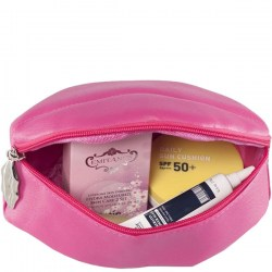 Купить косметичку Ottie Lip Shape Cosmetic Pouch Pink