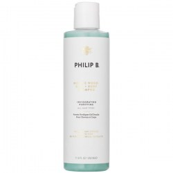 Купить Philip B Nordic Wood Hair + Body Shampoo Киев, Украина