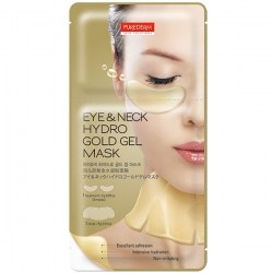 Купить Purederm Eye & Neck Hydro Gold Gel Mask Киев, Украина