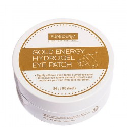 Купить Purederm Gold Energy Hydrogel Eye Patch Киев, Украина