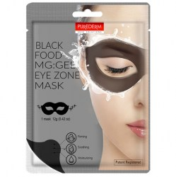 Купить Purederm Black Food MG:gel Eye Zone Mask Киев, Украина