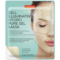 Купить Purederm Cell Illuminating Hydro Pure Gel Mask Киев, Украина