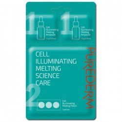 Купить Purederm Cell Illuminating Melting Science Care Киев, Украина