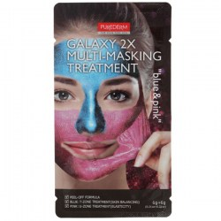 Купить Purederm Galaxy 2x Multi-Masking Treatment Blue & Pink Киев, Украина
