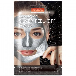 Купить Purederm Galaxy Silver Peel-Off Mask Киев, Украина