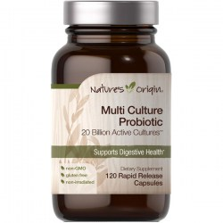 Купить Puritan's Pride Multi Culture Probiotic Киев, Украина