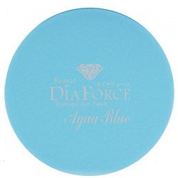 Купить Rearar DiaForce Hydro-Gel Eye Patch L Aqua Blue Киев, Украина