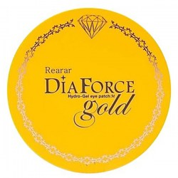 Купить Rearar DiaForce Hydro-Gel Eye Patch M Gold Киев, Украина