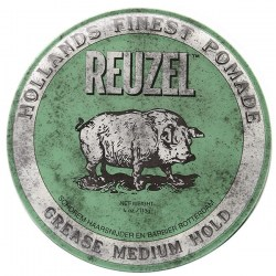 Купить Reuzel Green Grease Medium Hold Pomade Киев, Украина