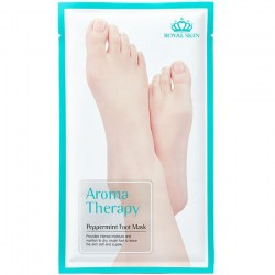 Купить Royal Skin Aroma Therapy Peppermint Foot Mask Киев, Украина