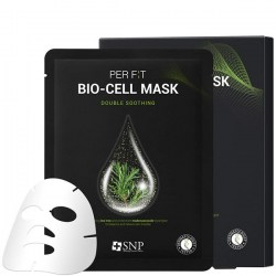Купить маску для лица SNP Per Fit Bio-Cell Mask Double Soothing