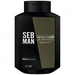Купить Sebastian Seb Man The Multi-Tasker Hair, Beard And Body Wash Киев, Украина