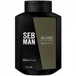 Купить Sebastian Seb Man The Purist Purifying Shampoo Киев, Украина