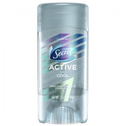 Купить Secret Cool Scent Active Clear Gel Antiperspirant Киев, Украина