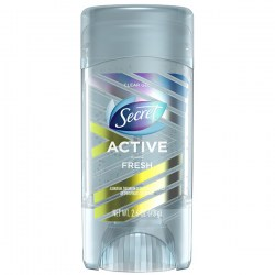 Купить Secret Fresh Scent Active Clear Gel Antiperspirant Киев, Украина