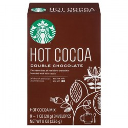 Купить Starbucks Double Chocolate Hot Cocoa Mix Киев, Украина