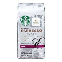 Купить Starbucks Espresso Roast Rich & Caramelly Dark Coffee Киев, Украина
