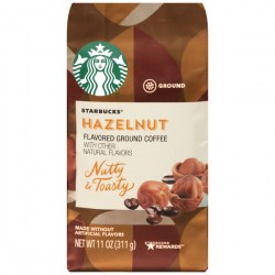 Купить Starbucks Hazelnut Flavored Ground Coffee Киев, Украина