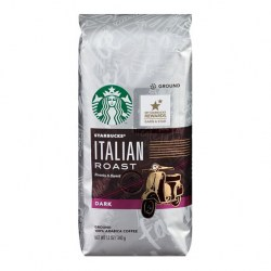 Купить Starbucks Italian Roast Dark Ground Coffee Киев, Украина