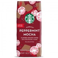 Купить Starbucks Peppermint Mocha Ground Coffee Киев, Украина