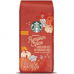 Купить Starbucks Pumpkin Spice Flavored Ground Coffee Киев, Украина