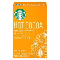 Купить Starbucks Salted Caramel Hot Cocoa Mix Киев, Украина