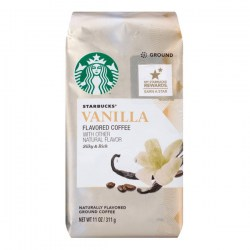 Купить Starbucks Vanilla Flavored Coffee Natural Flavor Silky & Rich Киев, Украина