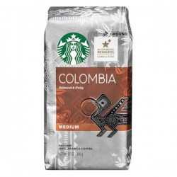 Купить Starbucks Colombia Single-Origin Balanced & Nutty Medium Coffee Киев, Украина