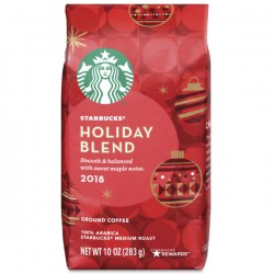 Купить Starbucks Holiday Blend 2018 Medium Roast Ground Coffee Киев, Украина