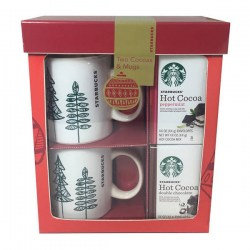 Купить Starbucks Holiday Cocoa for Two Box Set Киев