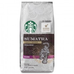 Купить Starbucks Sumatra Dark Roast Ground Coffee Киев, Украина