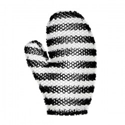 Купить Supracor Stimulite Bath Mitt Black & White Киев, Украина