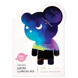 Купить THE OOZOO Bear Aurora Illuminating Mask Киев, Украина
