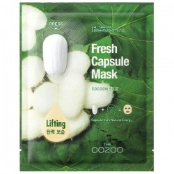 Купить THE OOZOO Fresh Capsule Mask Cocoon Silk Киев, Украина