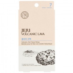 Купить полоски для носа The Face Shop Jeju Volcanic Lava Volcanic Ash Nose Strip