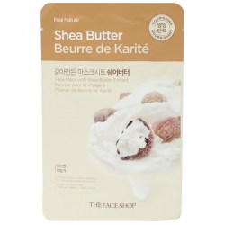 Купить The Face Shop Real Nature Mask Shea Butter Киев, Украина