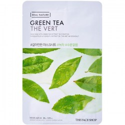 Купить The Face Shop Real Nature Mask Sheet Green Tea Киев, Украина
