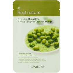 Купить The Face Shop Real Nature Mask Sheet Mung Bean Киев, Украина