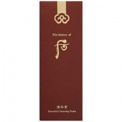 Купить пенку для лица The History of Whoo Essential Cleansing Foam