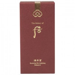 Купить тонер для лица The History of Whoo Essential Revitalizing Balancer